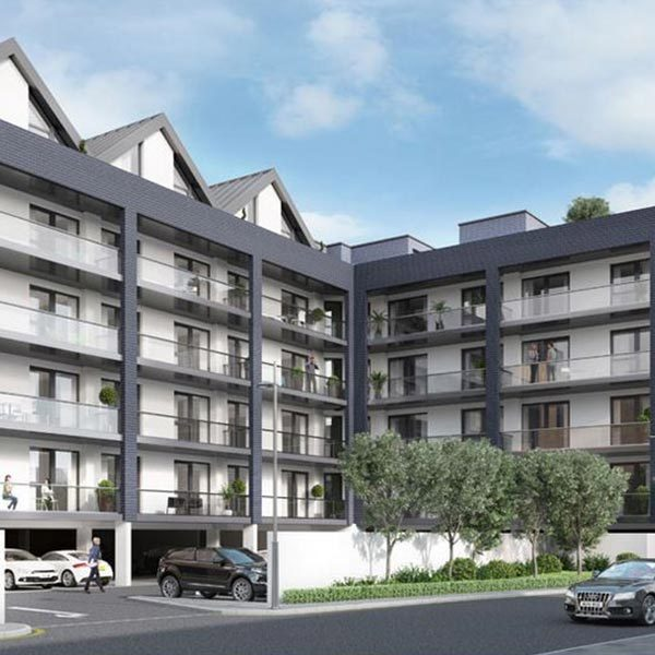 M&E Contract Secured :: Howarth Homes, Albany House, West Drayton