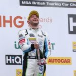 Hill Wins Independent Class and Takes Debut Podium in Brands BTCC Thriller