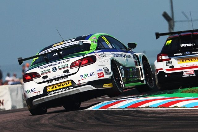 Hill Ready for Oulton Park blast