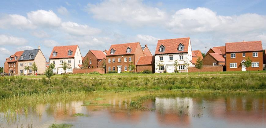 Project Won :: Linden Homes - Kingsmere, Bicester - Rolec Electrical